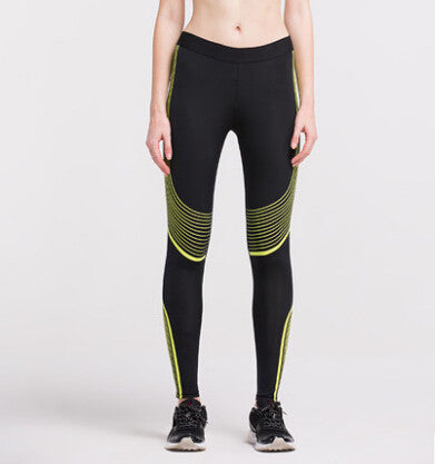 BINAND Womens Low Waist Power Compression Running Tight Speed Pants