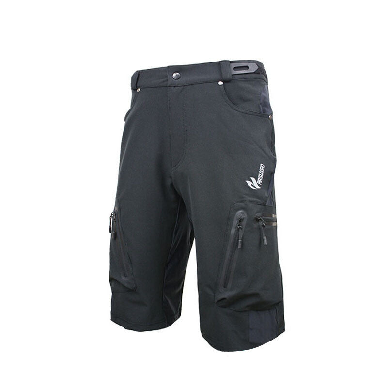 ARSUXED Breathable Wicking Leisure Running Hiking Cycling Shorts MTB