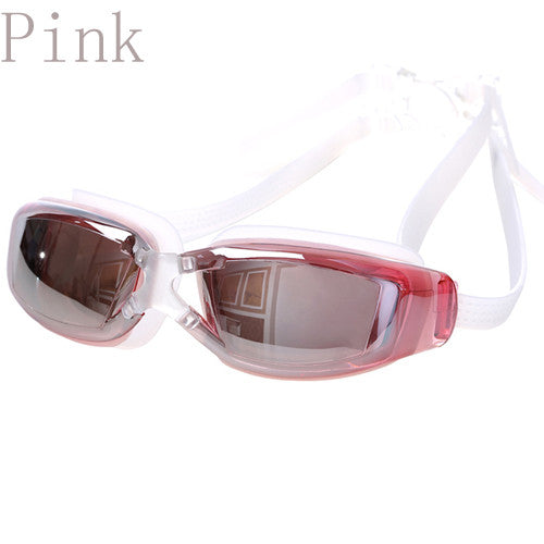 swimming goggles New Men Women Anti Fog UV Protection Swimming Goggles