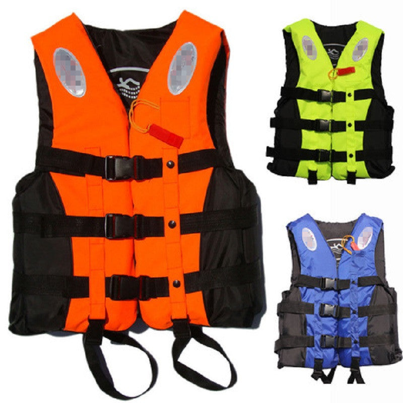 Outdoor Life Vest for fishing life vest Life Jacket raft swim vest