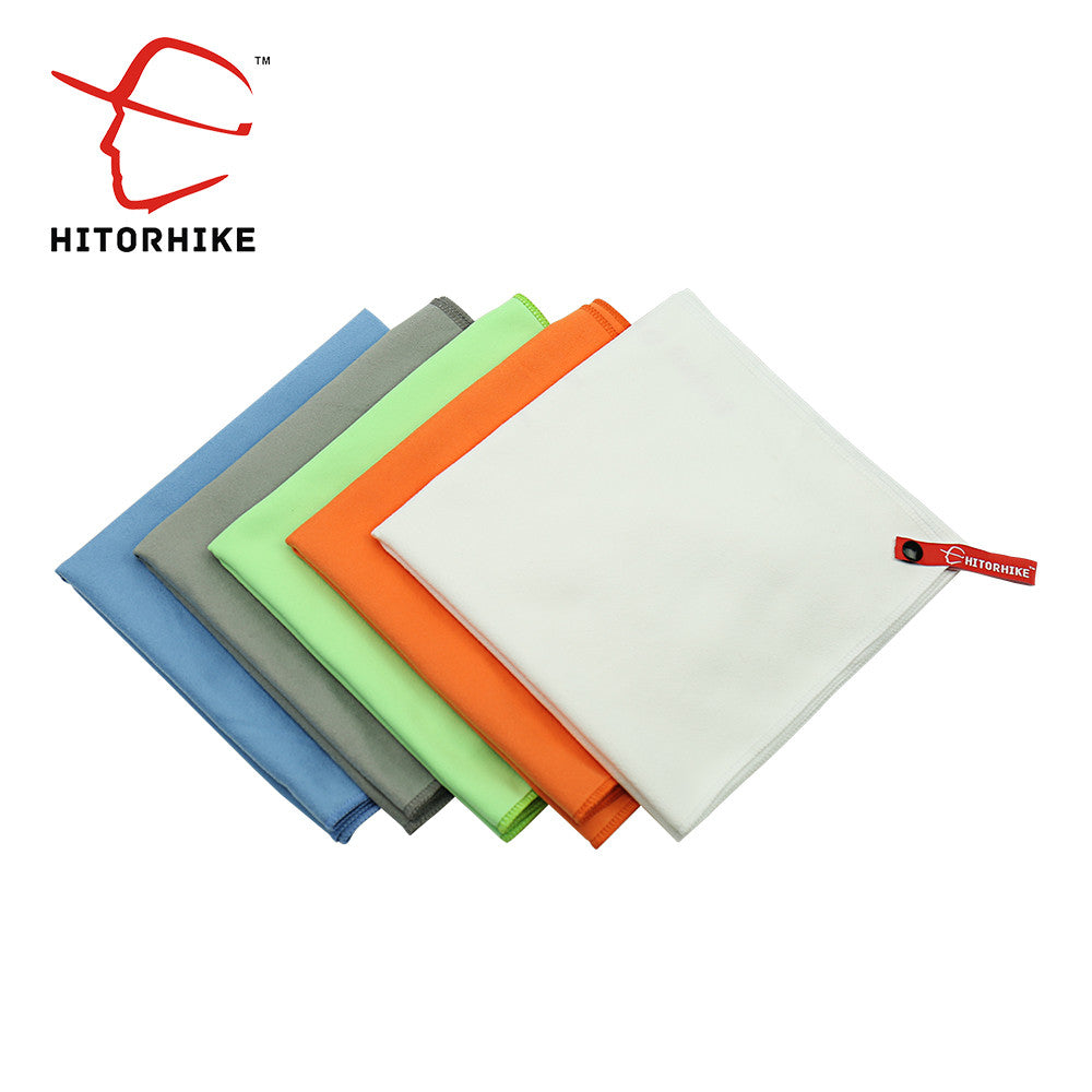 Hitorhike Microfiber Ultralight Compact Quick Drying Towel Camping