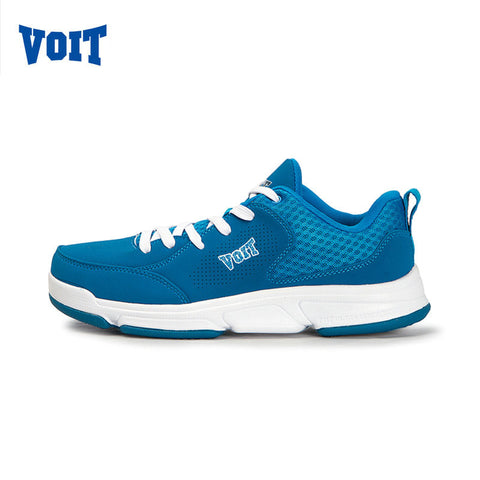 VOIT 2016 New Basketball Traning Shoes Esay To Bend Wear Non-slip Athletic Sneakers Breathable Wavy Grip Sport Shoes 141160622