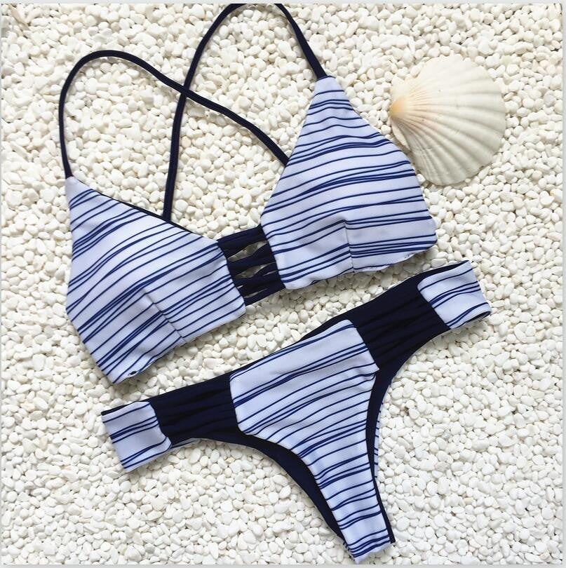 Bikini 2016 Thong Bikinis Bottom Push Up Swimsuit Bathing Suits For