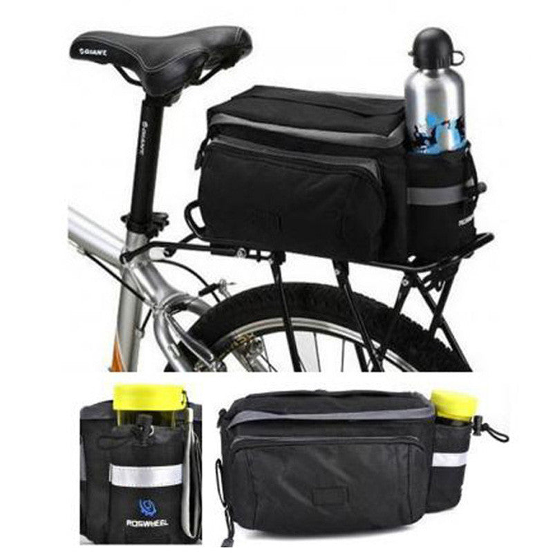 Bicycle Bags Large Capacity Multi-functional Bike Rear Seat Bag