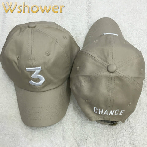 Khaki CHANCE 3 The Rapper Hat BITCHI I KNOW YOU KNOW Dad Hat I Feel Like Pablo Los Angeles Kanye west Baseball Cap Lebron Bone