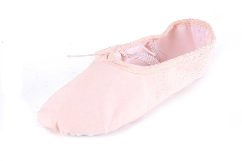 Brand New Breahtable  Canvas Ballet  Dance Shoes Gym Yoga Practice