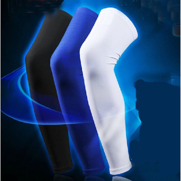 Sports Knee Protector Breathable Outdoor Basketball Leg Sleeve Knee