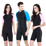 wetsuit rashguard swimwear men diving swimming suit women wet suit surf swim suits short sleeve snorkel surfing wetsuits couples
