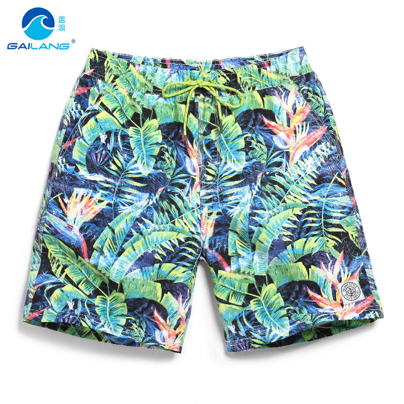 Board shorts men surf sweat gym swimming trunks lined mens swimwear