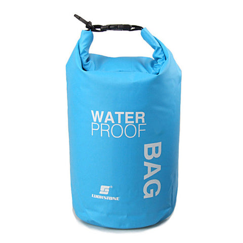 Free shipping 2L Sports Waterproof Dry Bag Backpack Floating Boating Kayaking Camping Tool H1E1