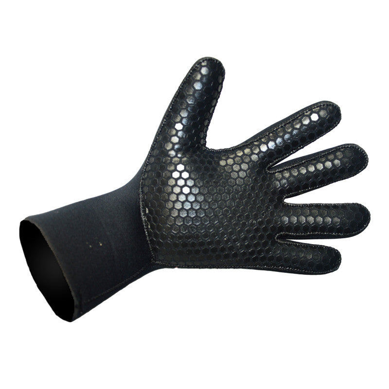 Black Men Women Diving Gloves 3mm Neoprene Scuba Diving Wetsuit Gloves