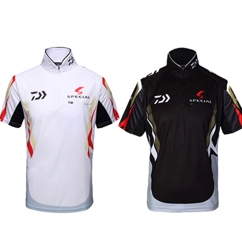 Daiwa Quick Dry Anti-UV Fishing Clothes Sun Protection Clothing