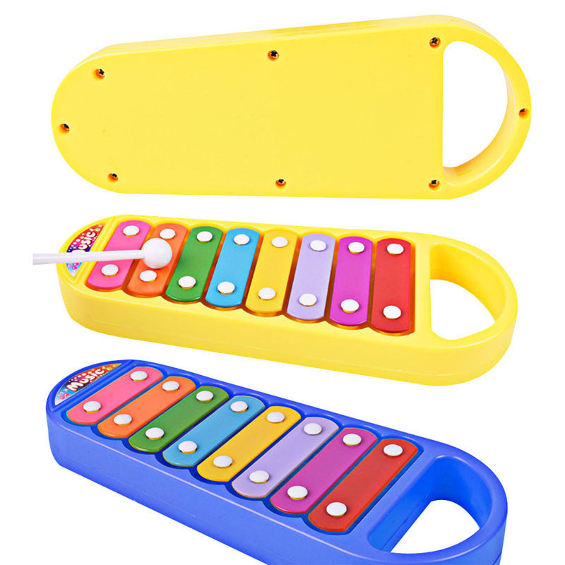 Baby Kids Hand Knock Piano Toy 8-Note Musical Toys Wisdom Smart Clever