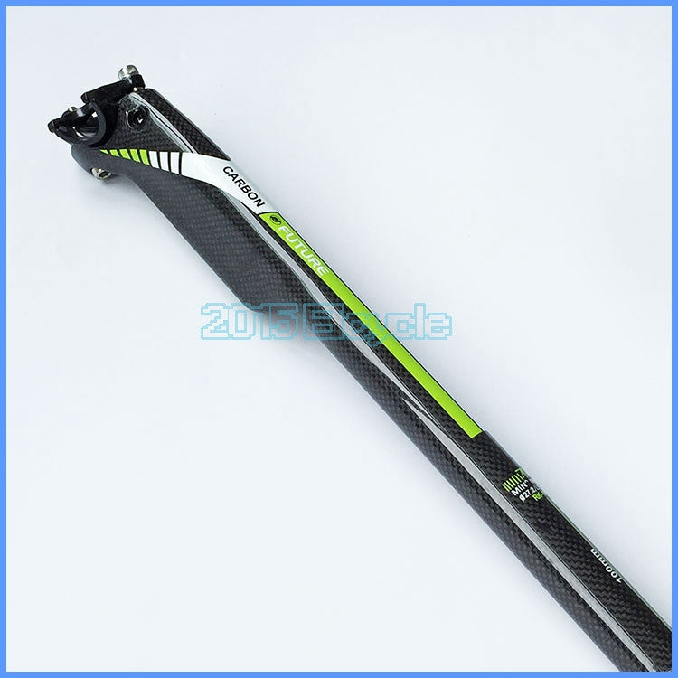 bicycle carbon seatpost  breaking wind MTB road mountain bike seatpost
