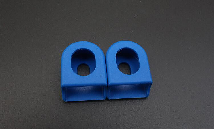 Bicycle Cycling Crankset Crank Protective Sleeve Cover Parts use BMX