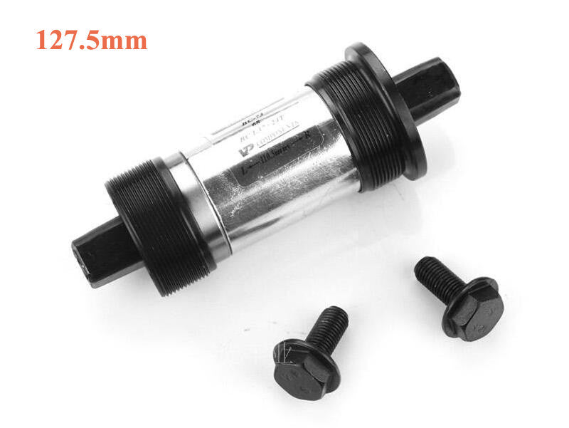 Bicycle Bottom Bracket Axis 110.5 113 115 118 122 124 127.5 MM Bike