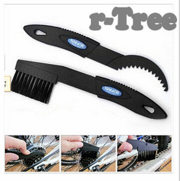 Bicycle Chain Cleaner Cycling Bike Machine Brushes Scrubber Wash