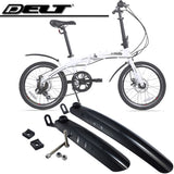 Bicycle Bike Fenders Mudguards For 18/20 inch Folding 280MM 345MM 1