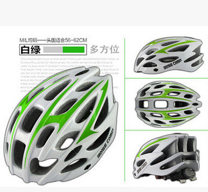 BaseCamp Professional Bike Bicycle Helmet Riding Equipment Cycling