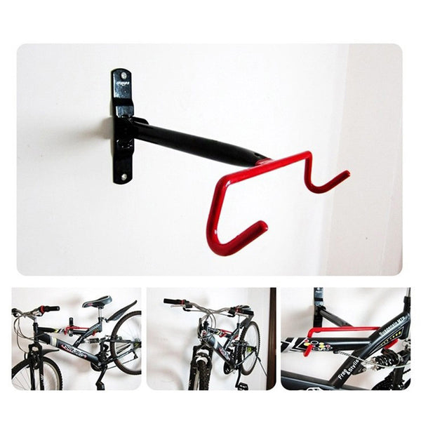 bike wall mount bicycle wall holder Cargo Racks Solid Steel Hook  Bicycle Parking Racks Free Shipping EA14
