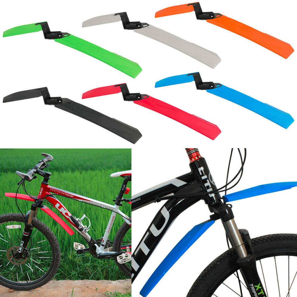 Cycling Mountain Bicycle Bike Front Back Rear Tire Mud Guards