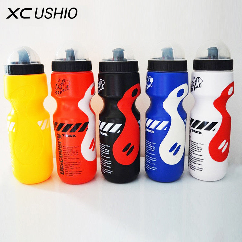 Cycling Water Bottle 750ml for Outdoor Bike Bicycle Cycling Sports