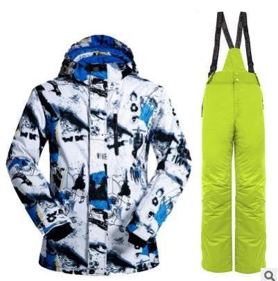 Brand New Men Ski suit Winter Outdoor Ski Jacket Men's Snowboard