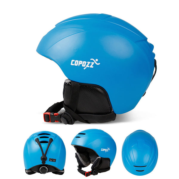 COPOZZ Breathable adult Ski Helmet Integrally-molded Snowboard
