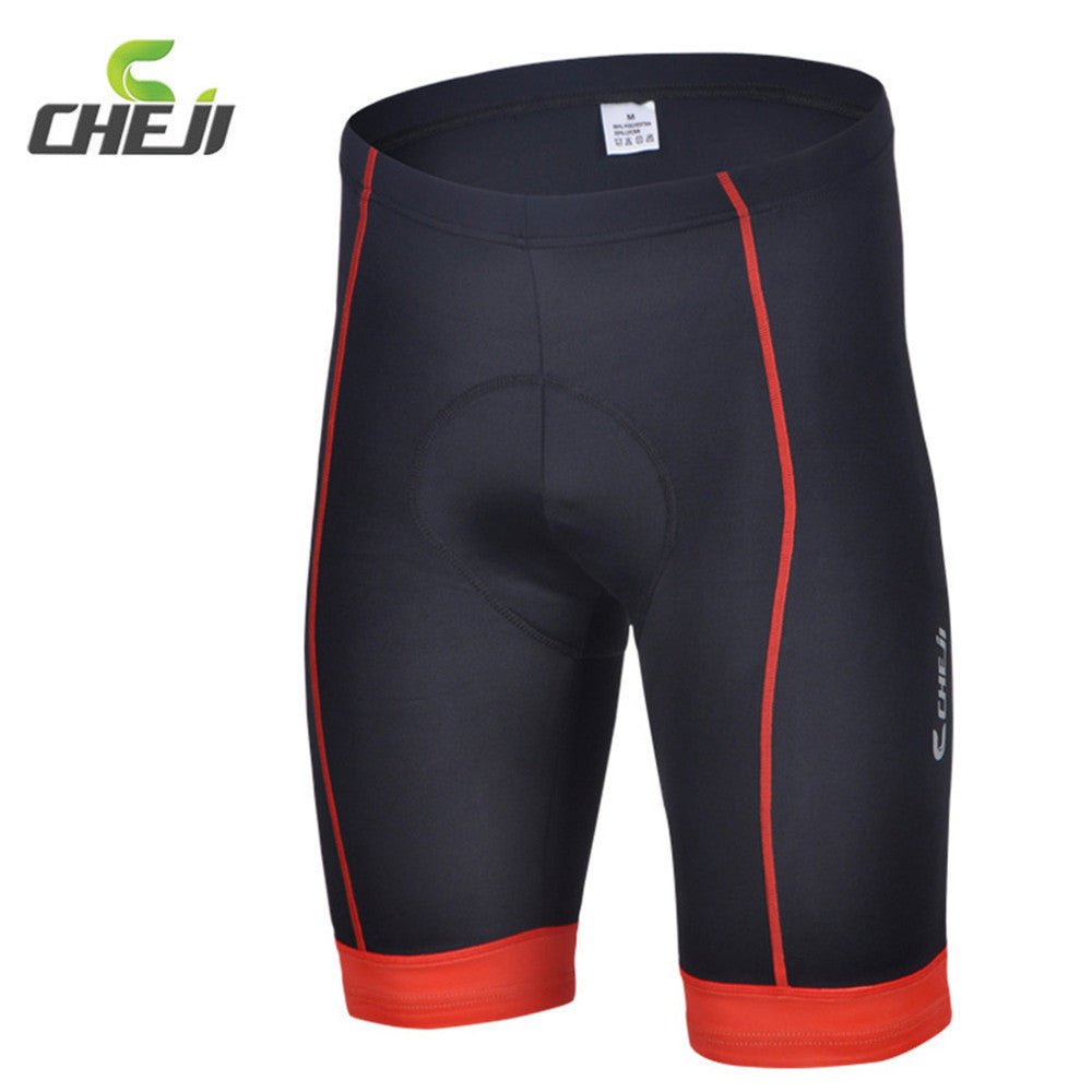 CHE JI High Elasticity Quick Dry Mountain Bike 3D GEL Padded