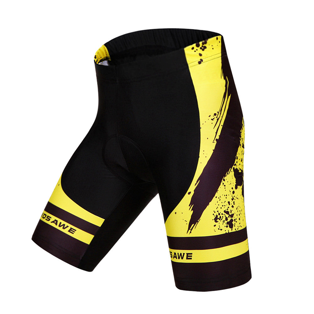 a84faae03 WOSAWE Men s 3D Gel Padded Lycra Cycling Shorts ciclismo downhill ...