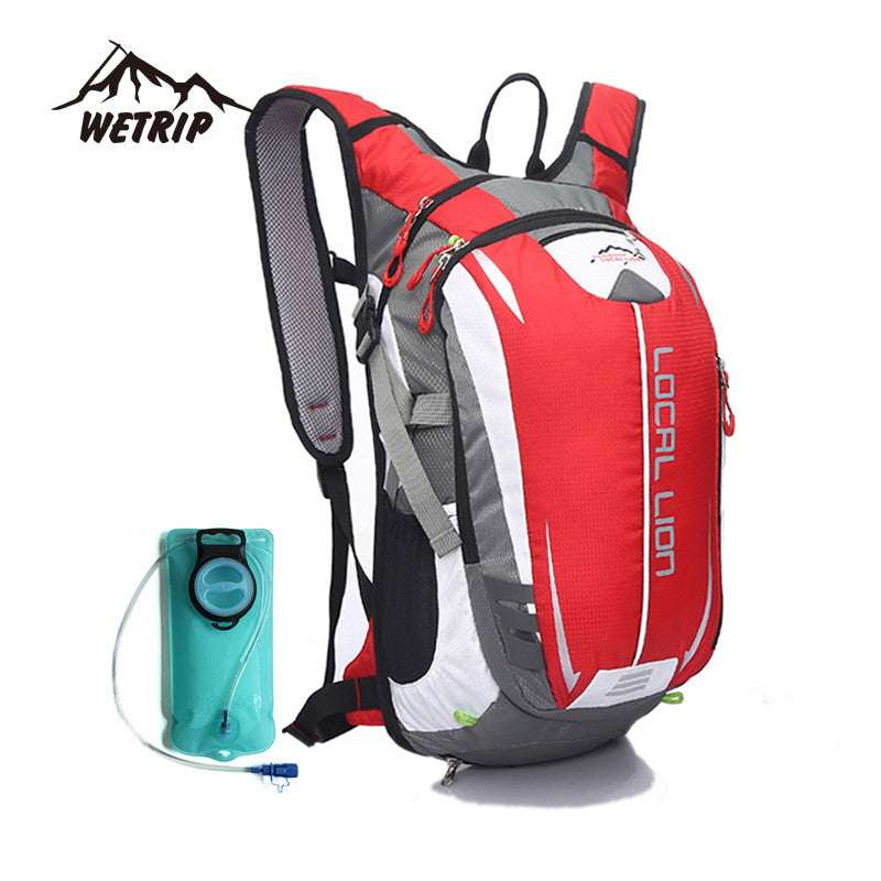 Brand Cycling Backpack MTB 18L Bicycle Bag Outdoors Sport Backpacks
