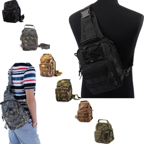 Camping Picnic Outdoor Military Shoulder Bag Tactical Message Bag