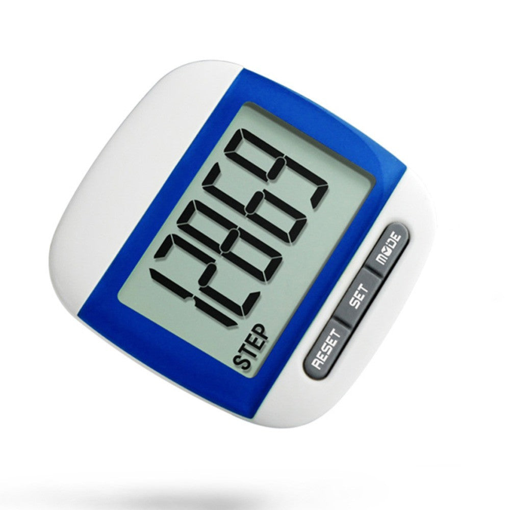 EA14 1pc Waterproof Portable Step Movement Calories Counter