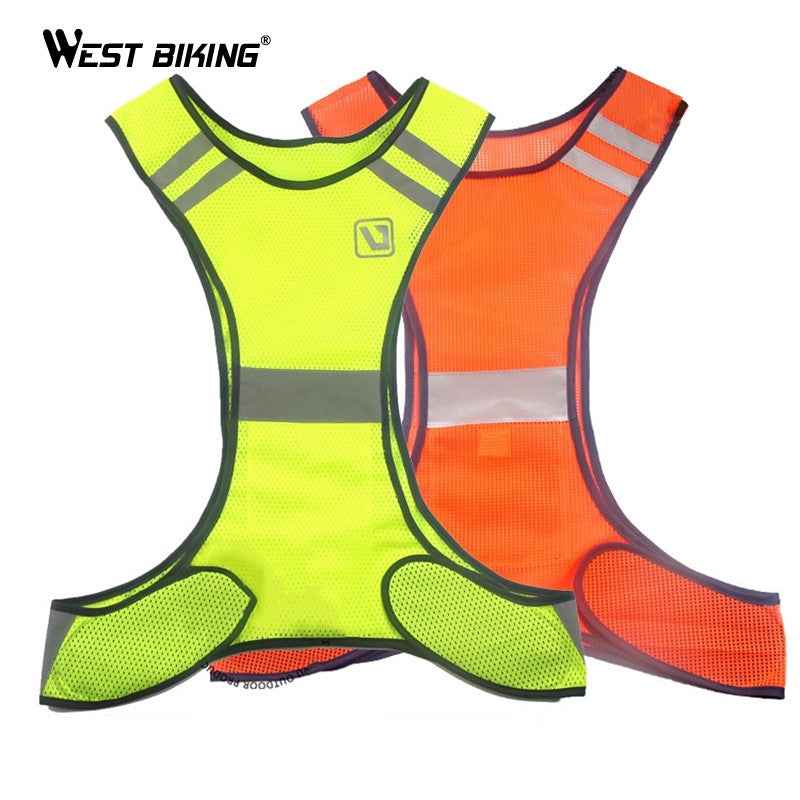 Cycling Reflective Vests Ropa Chaleco Ciclismo Warning Safety