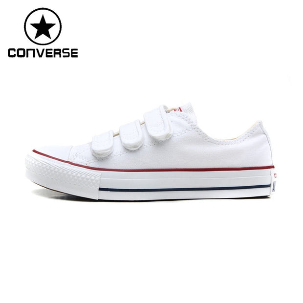 Original New Arrival 2016 Converse Hook and loop Classic Skateboarding