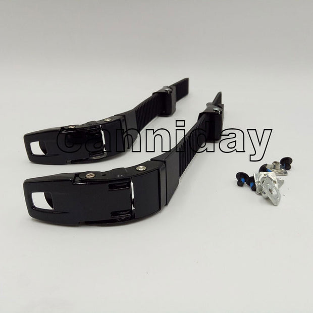 Free Shipping 1 pair Inline Roller Blade Buckle and Buckle Belts