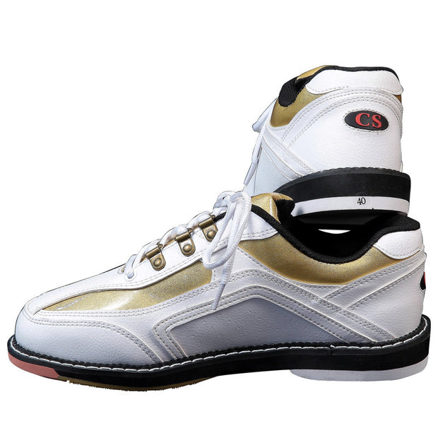 Professional men bowling shoes special sports shoes green and black