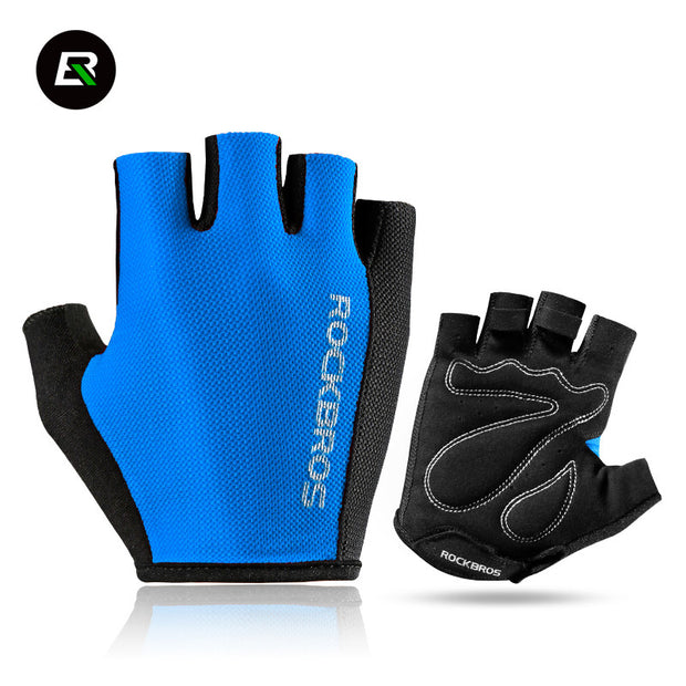 ROCKBROS Bicycle Glove Outdoor Cycling Sports Breathable Gloves Bike