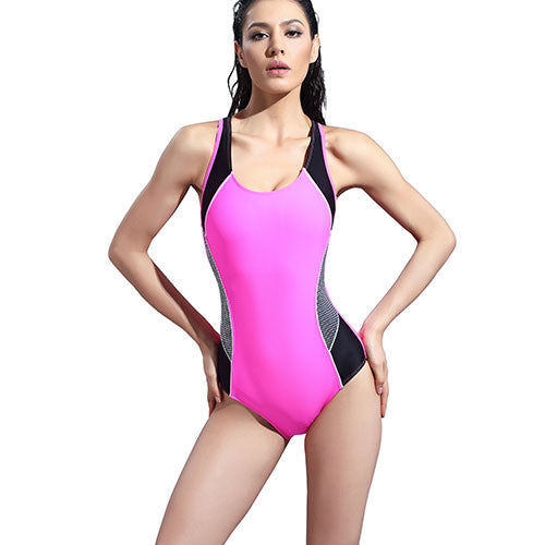 BANDEA swimwear women  2017 New One Piece Swimsuit 3 color Women Sport