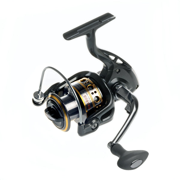 Biggest discount new 12 1bb spinning fishing reel for Discount fishing reels