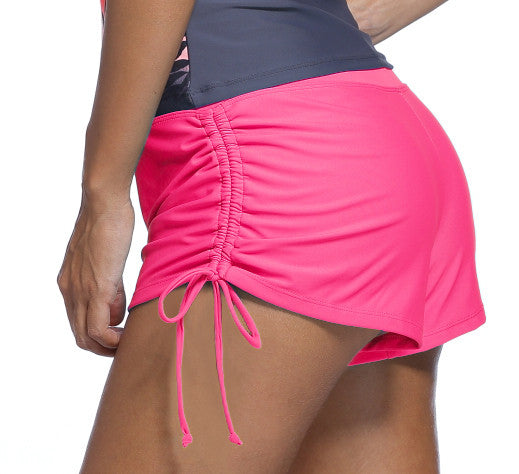 Bikini Bottoms Women Boardshort Sport panties bathing slips shorts