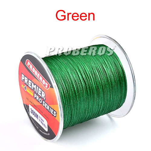 1pc Proberos Brand 300M 330Yards Multifilament PE Braided Fishing Line