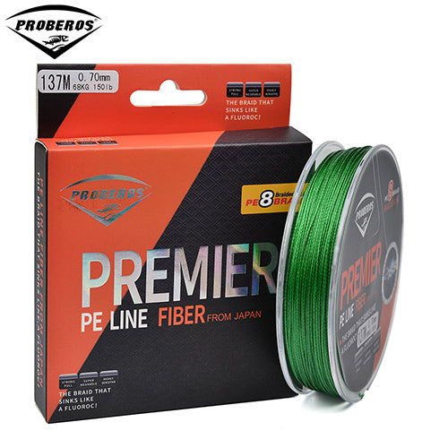 137M&150Yds 8 Stands Fishing Line PRO BEROS Brand