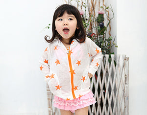 2017new children's clothing explosion models star beach clothes sun