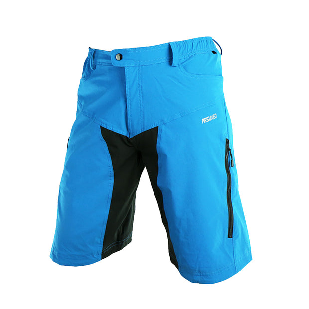 Durable MTB Downhill Shorts Men Mountain Bike Bicycle Cycling Shorts