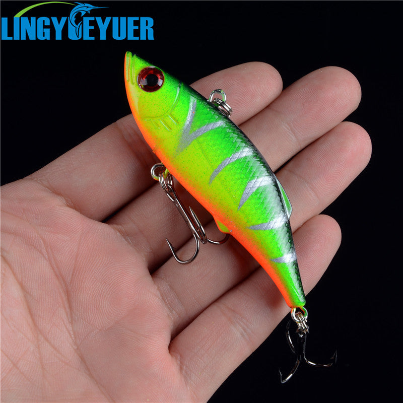 New arrival promotion 1pcs hard plastic small minnow artificial bait