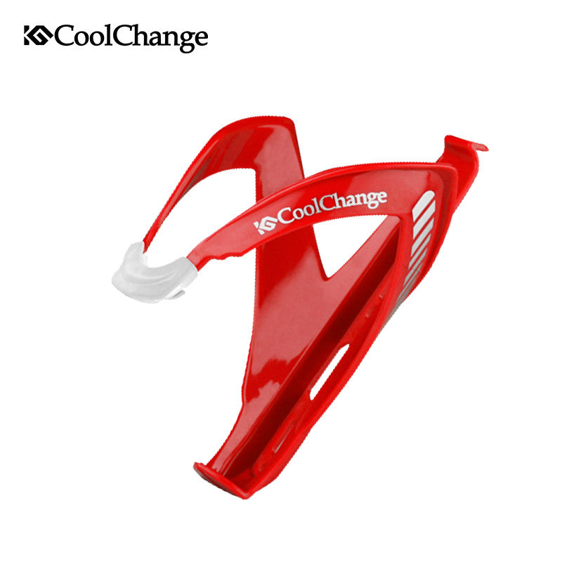CoolChange MTB Bike Road Bike Bottle Cage Fiberglass Fiber Glass Water