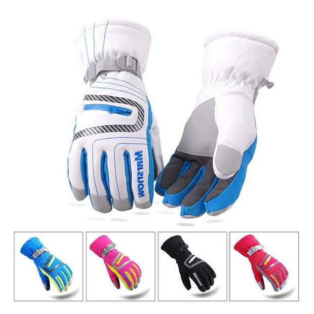 Waterproof Super Warm Unisex Gloves High Quality Ski Gloves Winter