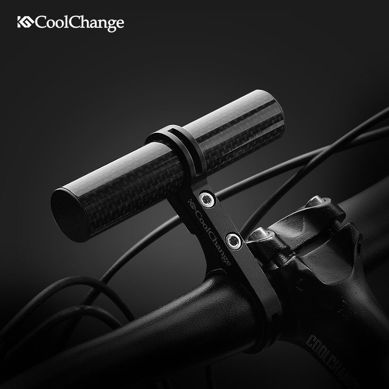 CoolChange mountain bike cycling lighthouse expansion rack mounts