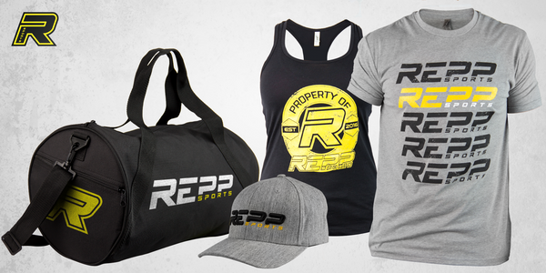 REPP Sports fans get a full line of clothing and accessories